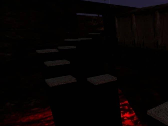 Карта bhop_unrealverse2 для CS:GO