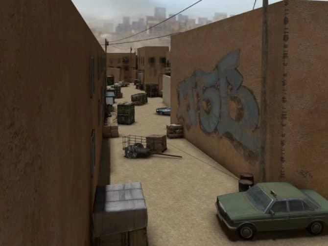 Карта de_duststorm для CS:GO