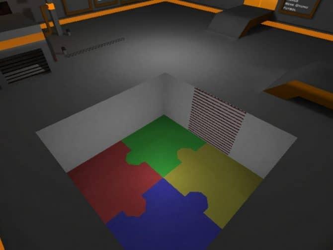 Карта jail_yapboz для CS:1.6