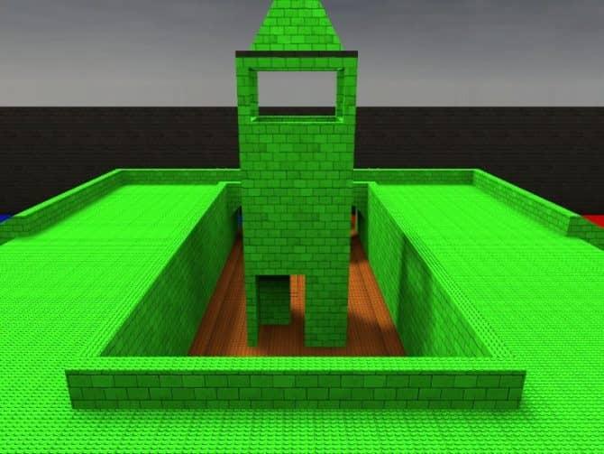 Карта scout_lego2g для CS:S