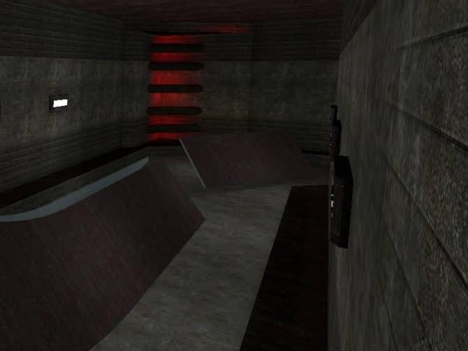 Карта surf_lockdown для CS:GO