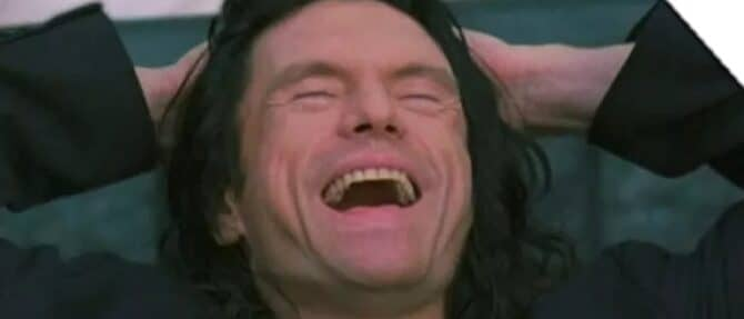 tommy wiseau for chicken